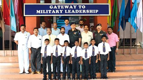 Sainik School Kazhakootam Photos