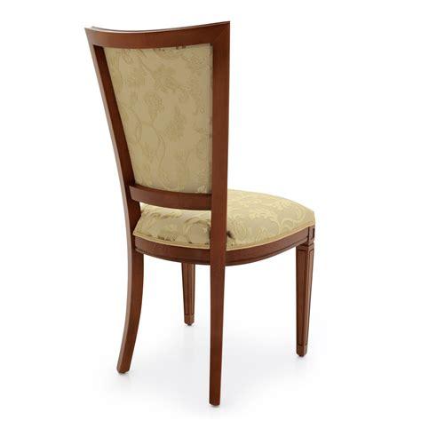 seven sedie reproductions sedia stile classico in legno praga sevensedie