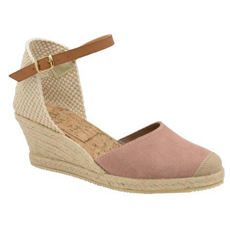 blush wedge sandals buy ravel etna espadrille wedge sandals in
