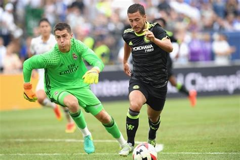 calling the shots eden hazard news official site match report chelsea 2 real madrid 3 news official