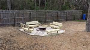 Simple Backyard Fire Pit Backyard Fire Pit Ideas With Simple Design