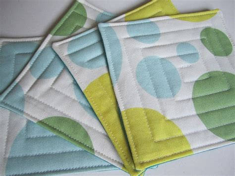 free pattern quilted coasters quilted coasters sewing pinterest the o jays