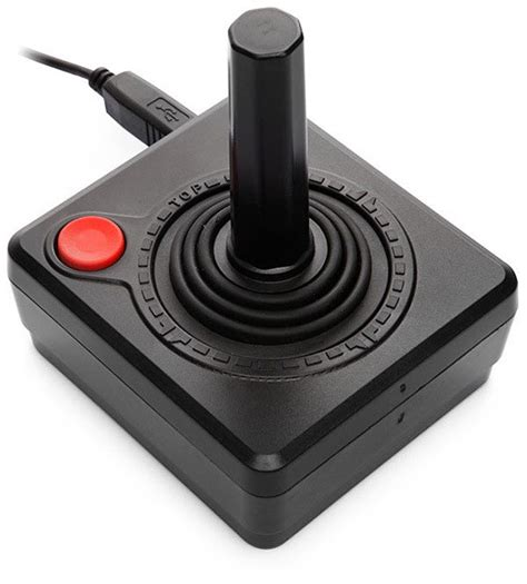 Cool Kitchen Gadgets new old vintage of the week usb classic atari joystick