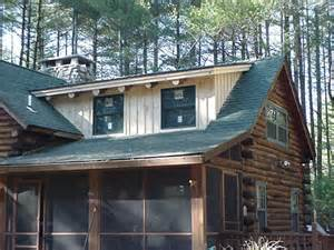 Shed Roof With Gable Dormer Log Home Dormers Log Home Headquarters