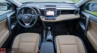 rav 4 interior 2017 2018 best cars reviews