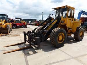 Volvo L70 Used Volvo L70 Wheel Loaders Year 1990 Price 13 505 For