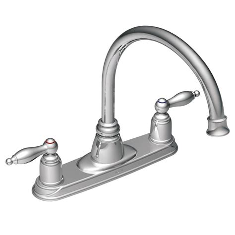 Commercial Kitchen Faucet Parts by Faucet Com 7902 In Chrome By Moen