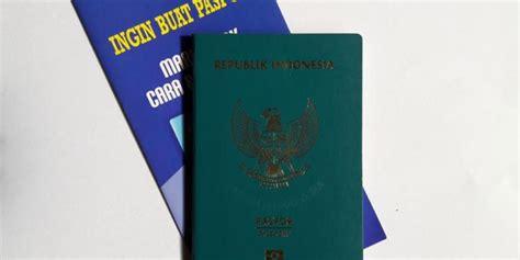 cara buat e paspor indonesia begini caranya membuat e paspor kompas com