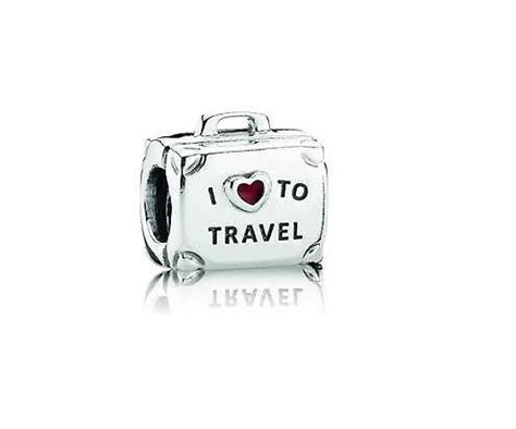 pandora travel suitcase