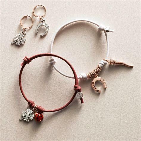 coccinella pomellato pomellato dodo braccialetto portafortuna quot coccinella e
