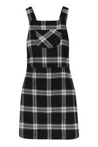 Torora Tartan Layer Mini Dress mtv awards winner ridley dons mini dress