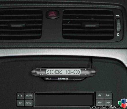 Nokia Ajai manos libres bluetooth siemens hkw600