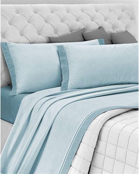 misure lenzuola letto matrimoniale completo lenzuola letto matrimoniale flanella azzurro