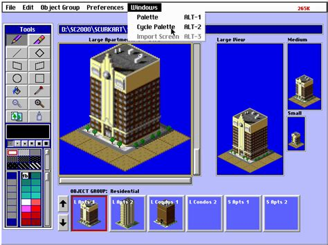 dating sim dos games simcity 2000 urban renewal kit screenshots for dos