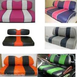 Club Car Seat Covers Australia Ezgo Club Car Yamaha Golf Cart Two Tone Seat Cover Sets