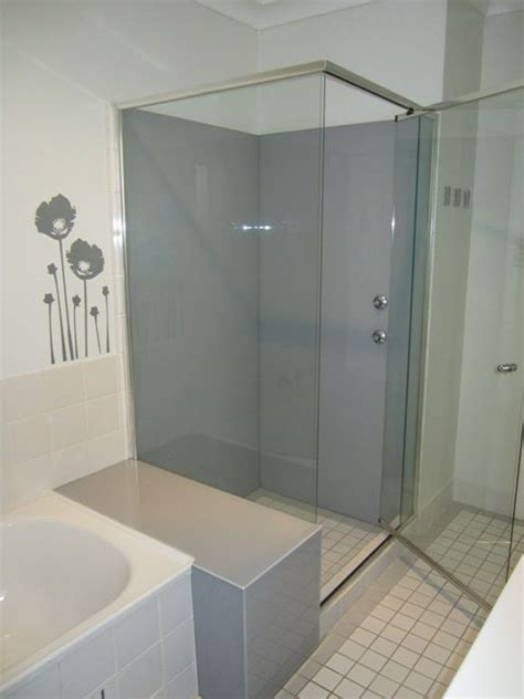 perspex sheet for bathrooms 1000 images about acrylic shower walls on pinterest