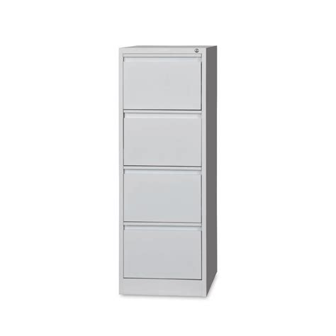White 4 Drawer Filing Cabinet by Filing Cabinets Krost Business Furniture