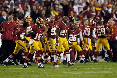 The washington redskins name has stirred much controversy photo by