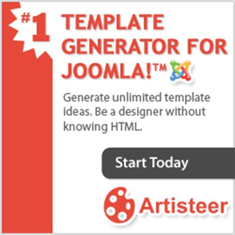 create your own joomla template joomla 2 5 template maker create your own templates