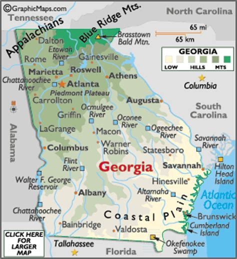 us map atlanta where is atlanta ga atlanta map worldatlas