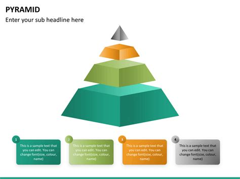 Pyramid Powerpoint Templates Sketchbubble Powerpoint Pyramid