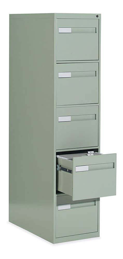 Vertical Drawers by 5 Drawer Vertical Locking Business Furnishings