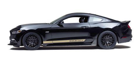 2016 Ford Shelby Mustang GT H celebrates Hertz rental