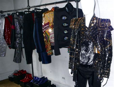 Michael Jackson Wardrobe by The King Of Fashion Viki Secrets
