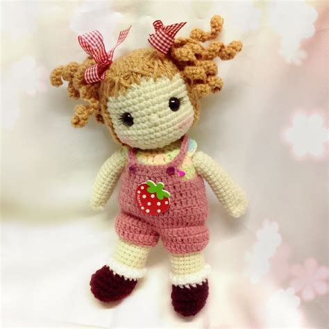 crochet doll crochet doll amigurumi 183 あみぐるみ