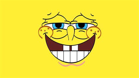 wallpaper cartoon smile spongebob smile wallpaper 58841 1600x900 px hdwallsource com