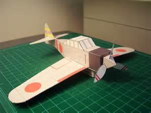Paper Craft Aeroplane - paper plane papercraft nintendo okie