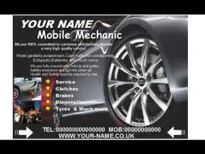 2 Car Garage Design Ideas quot mobile mechanic leaflets quot quot mobile mechanic flyer quot youtube