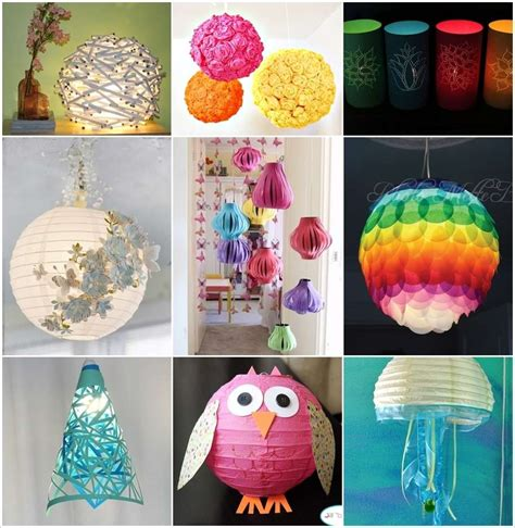 Paper Lantern Ideas - 20 amazing diy paper lanterns and ls