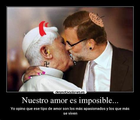 imagenes de nuestro amor es imposible nuestro amor es imposible desmotivaciones