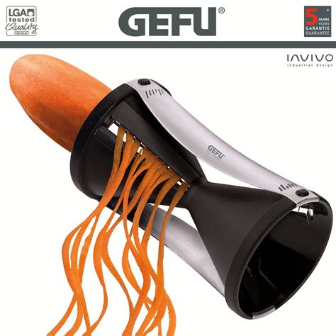 gefu eslohe servir spiralschneider spirelli 174 ebay