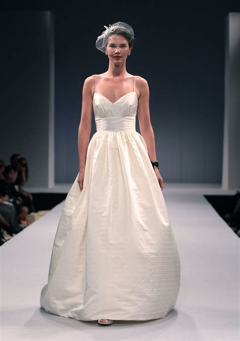 Taffeta Wedding Dress by Simples Baile Al 231 As Finas Comprido Tafet 225 Vestidos De
