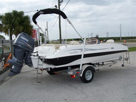 fishing off a deck boat 2008 salt water fishing 20 ft deck boat with yamaha 115 4