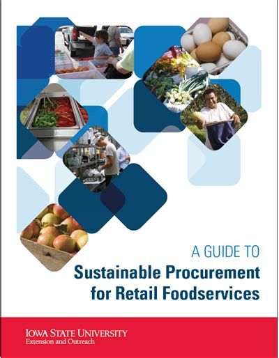 design for environment a guide to sustainable product development a guide to sustainable food procurement for retail