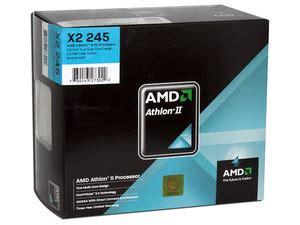 Amd Athlon X2 245 2 9ghz procesador amd athlon ii x2 245 2 9ghz cache l2 2x1mb socket am3 dual 65w