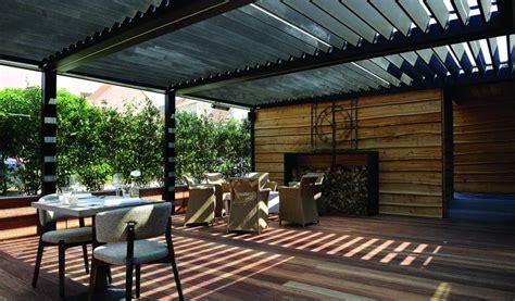 Re De Patio En Aluminium by Outdoor Living Pod Pergola Restaurant Brustor
