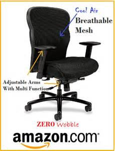 Desk Chair For Heavy Person Heavy Duty Desk Chairs For Overweight Or Large