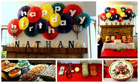 home decorating ideas for birthday party 30 wonderful birthday party decoration ideas 2015