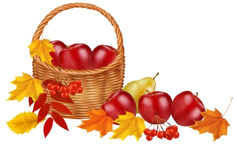 fall pictures clip fall clipart autumn fruit pencil and in color fall