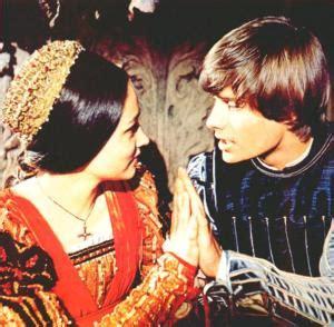 romeo and juliet 1968 bedroom scene william shakespeare lisa s history room