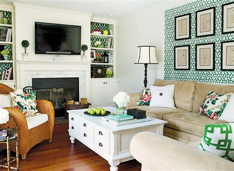 small living room with fireplace eclectic decorating ideas for small spaces