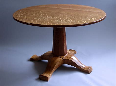 Dining Table Design pedestal dining table