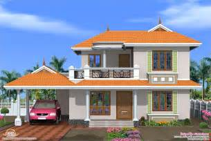 House Models And Plans 4 Bedroom Kerala Model House Design Kerala Home Design