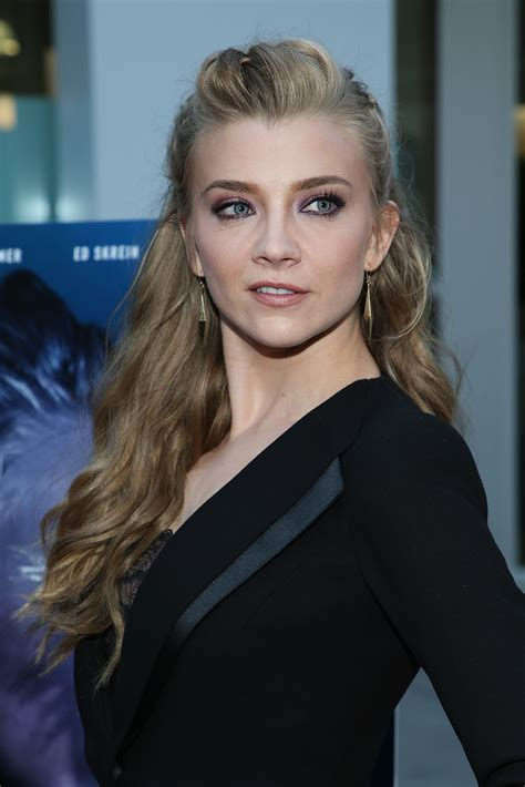 Natalie Dormer Hair by Natalie Dormer Hair Looks Stylebistro