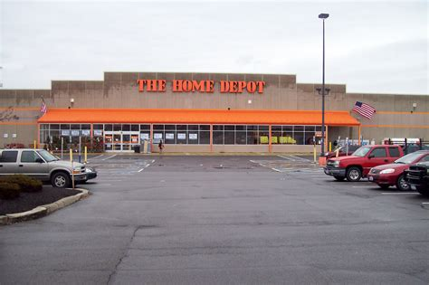 the home depot albany ny company profile