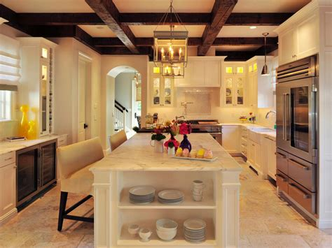 large kitchen islands hgtv kitchen island breakfast bar pictures ideas from hgtv